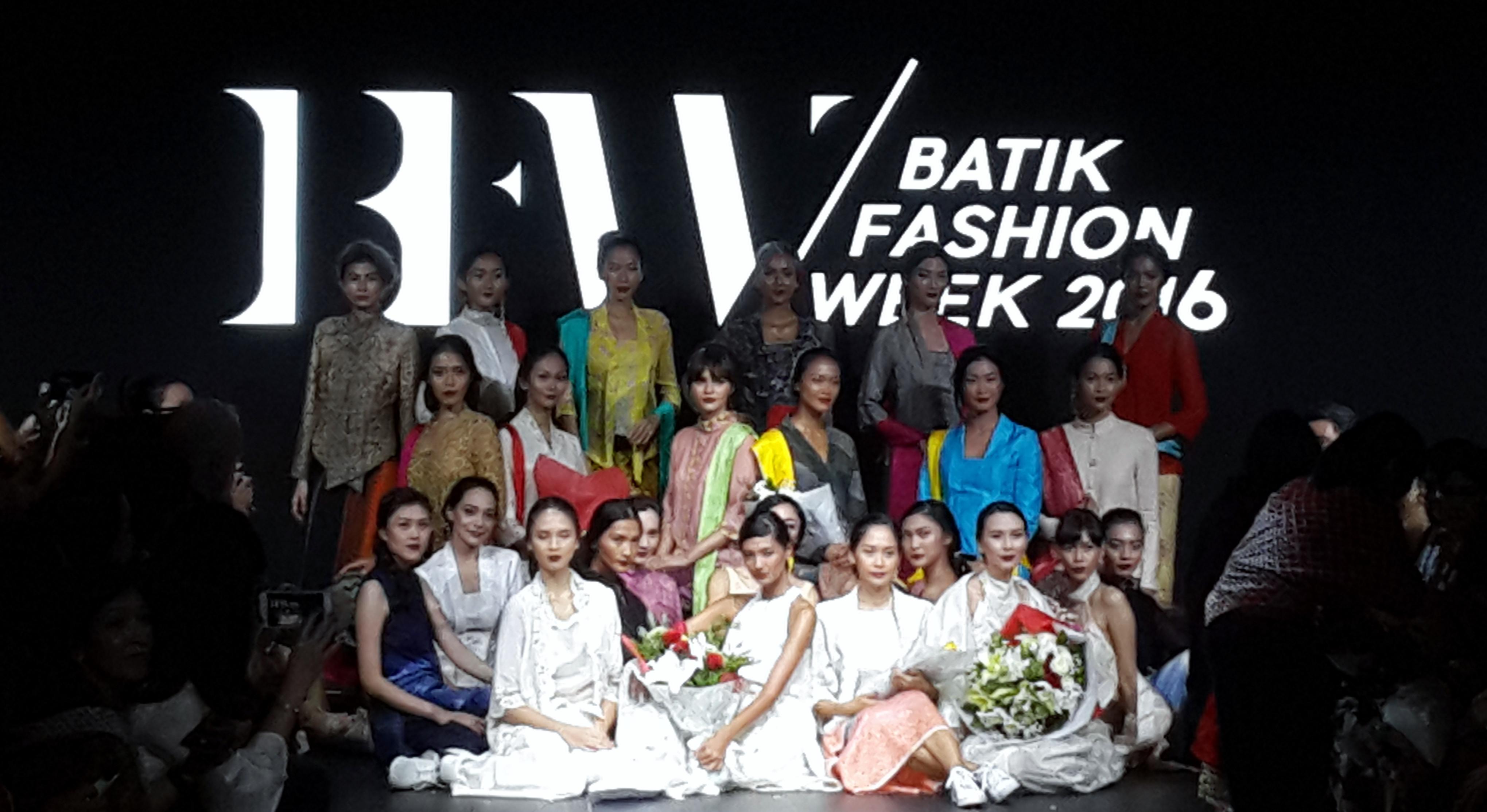 Batik Fashion Week 2016